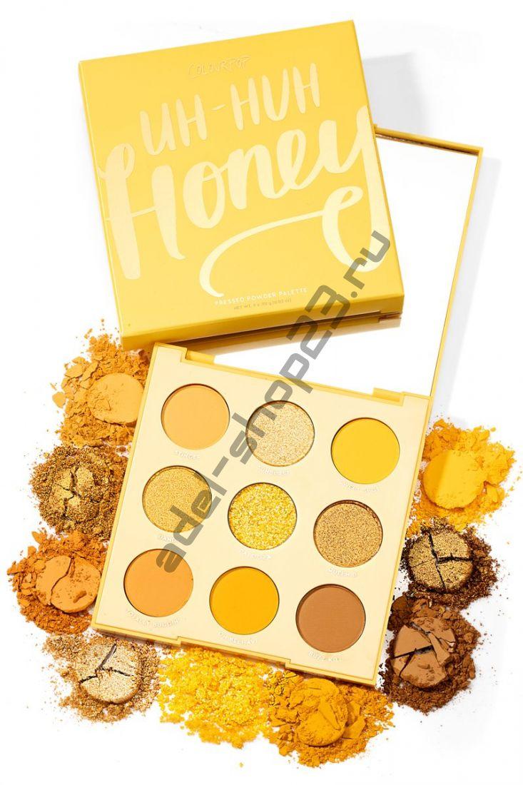 Colourpop - тени для век Uh-Huh Honey Quantity