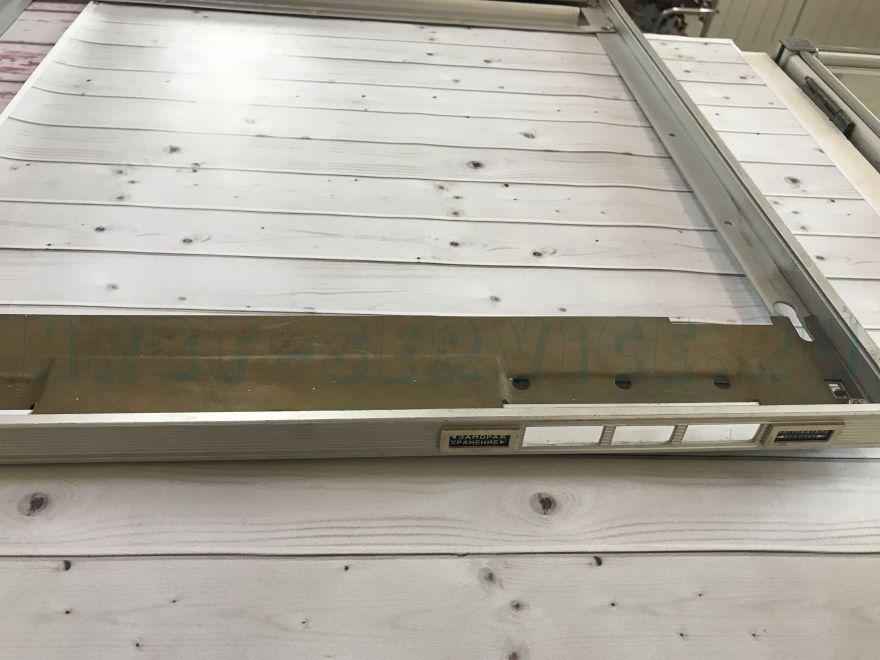 Оконтовка для холодильника Б-14