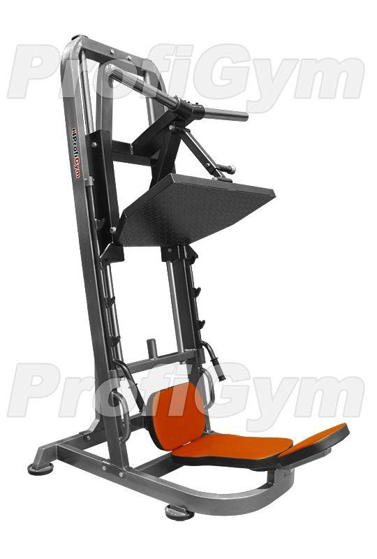 ТД-0040-D Вертикальный тренажер для жима ногами серия Classic