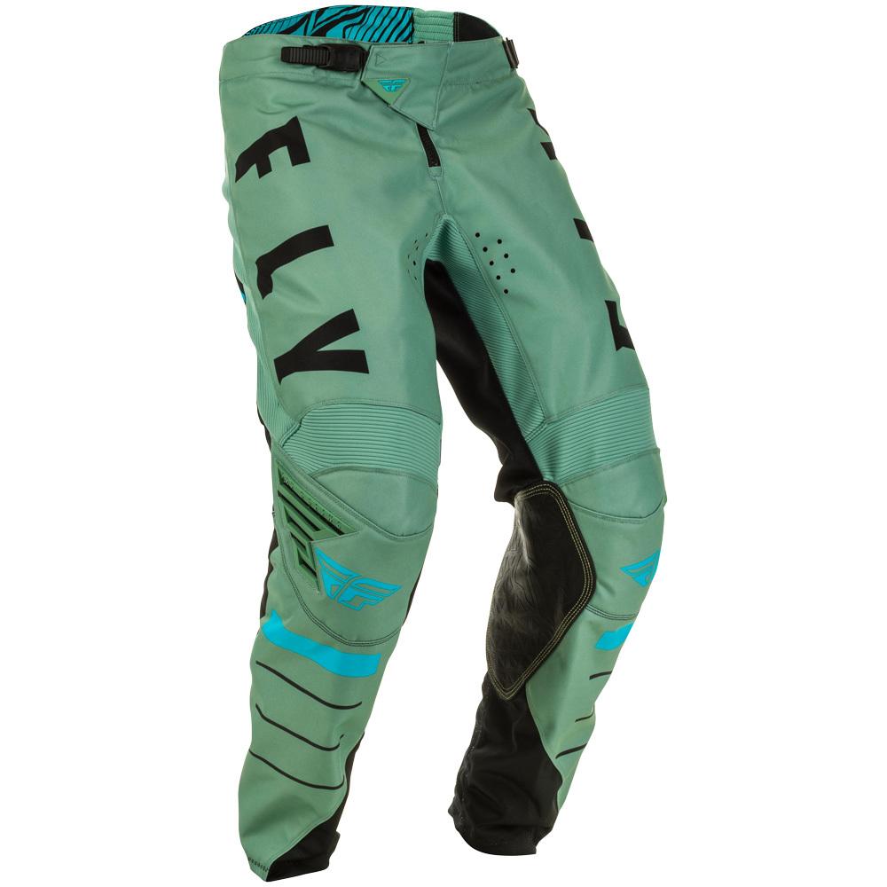 Fly - 2020 Kinetic K120 Sage Green/Black штаны, зелено-черные