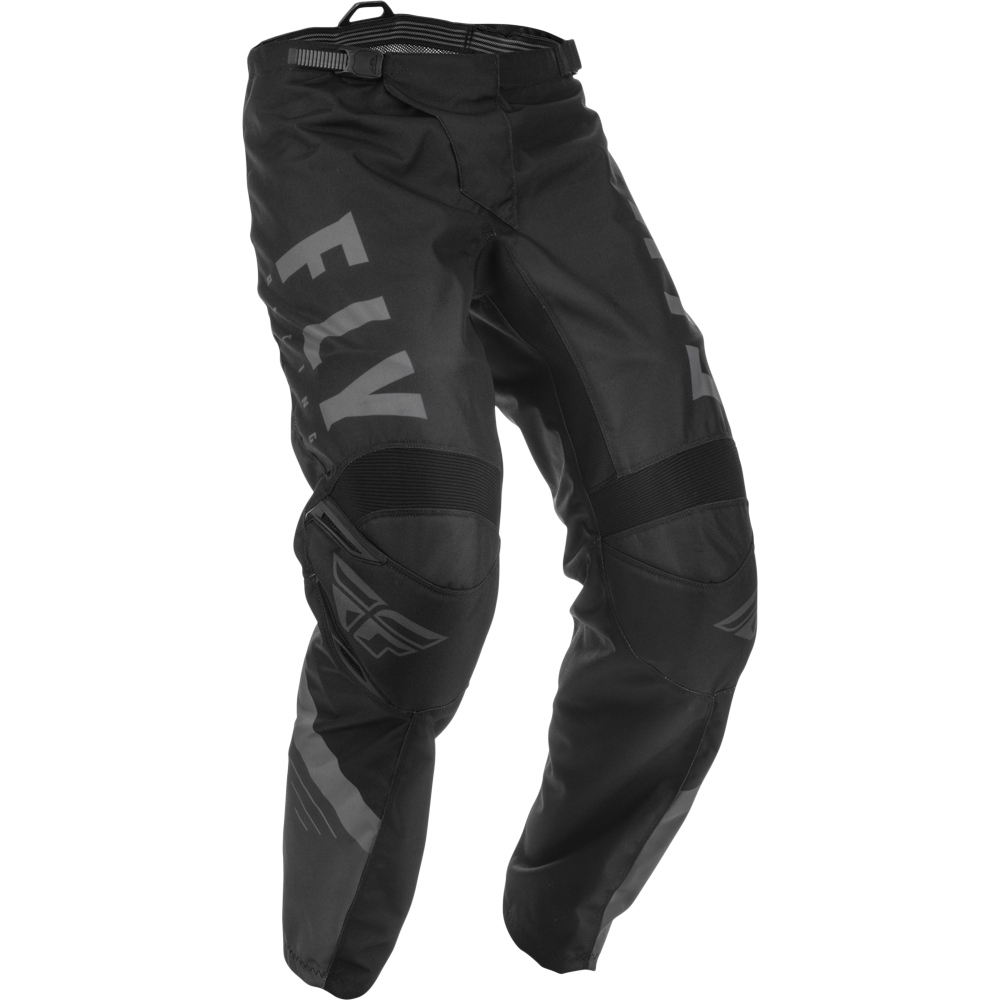 Fly - 2020 F-16 Black/Grey штаны, черно-серые