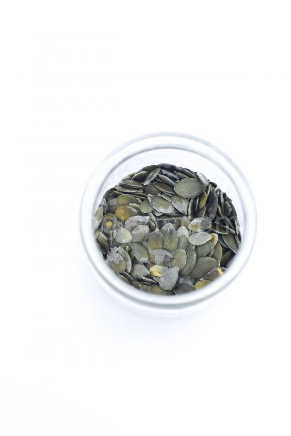 """Органические тыквенные семечки """"Солнечная земля"""",500 грамм"""