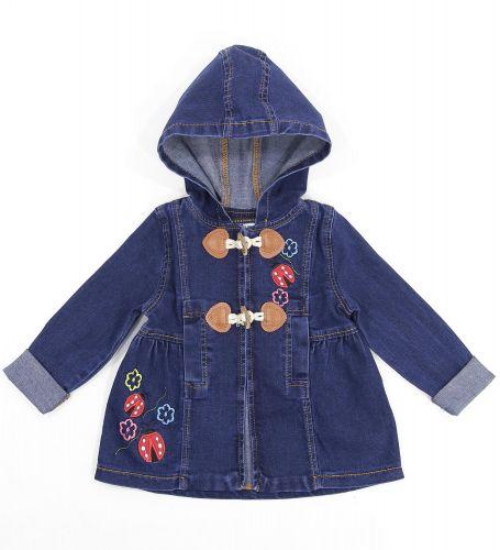 Джинсовое куртка для девочек Bonito Jeans