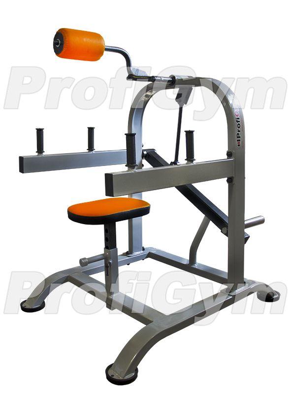 ТД-0700-D Тренажер для мышц шеи серия Classic