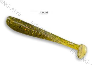 Crazy Fish Nano minnow 2.2 (цвет 01)