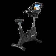 Вертикальный велотренажер True C400 + консоль Emerge