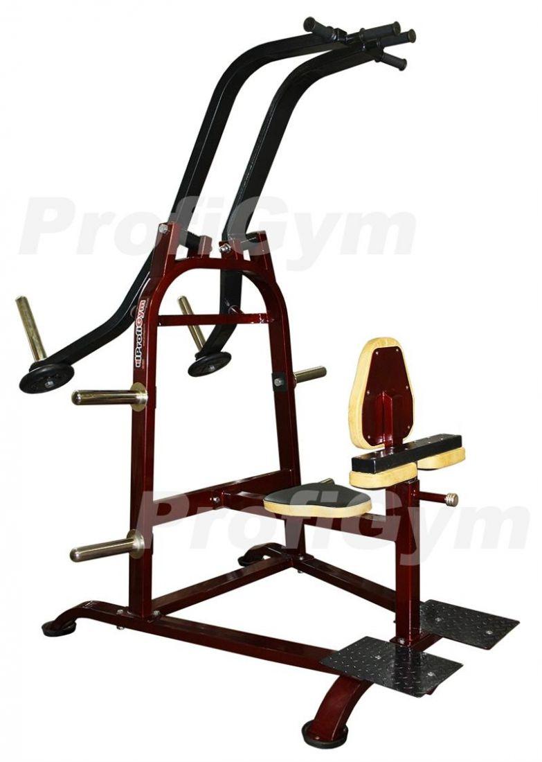 ТДХ-011 Тренажер Hammer вертикальная тяга рычажная серия Rubin