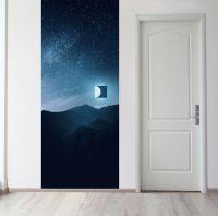 Панно на стену - Квадрат луны магазин Интерьерные наклейки