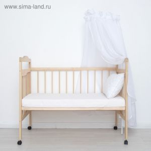 "Балдахин ""Эдельвейс"", размер 170х300 см, цвет белый   4301170"