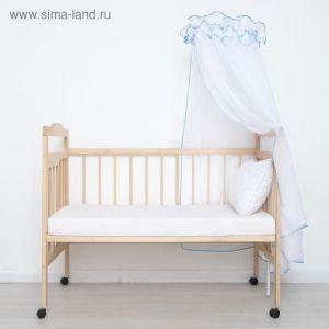 "Балдахин ""Эдельвейс"", размер 170х300 см, цвет голубой   4301171"
