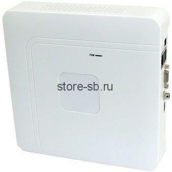AR-HT41LNX Amatek Мультиформатный MHD(AHD, HD-TVI, HD-CVI, IP, CVBS) видеорегистратор на 4 канала