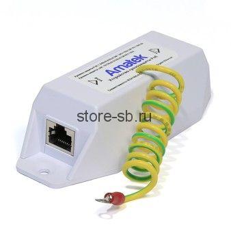 AN-PSP Amatek Устройство грозозащиты сети Ethernet