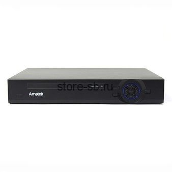 AR-HTV162X Amatek Мультиформатный MHD (AHD/TVI/CVI/XVI/CVBS/IP) видеорегестратор на 16 каналов