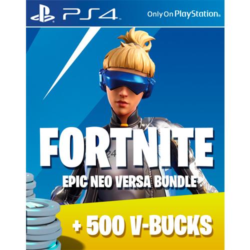 Fortnite Neo Versa Bundle + 2000 V-bucks ( код для скачивания ) рус.вер