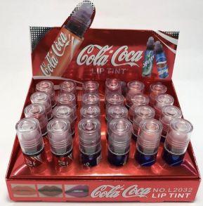 Креативный Матовый блеск со вкусом напитков от кока-колы
