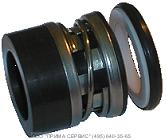 Торцевое уплотнение 16mm 2100N BS GGR1S1