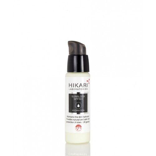 Солнцезащитный крем с усиленной защитой SPF50+ Cream Hikari (Хикари) 30 мл
