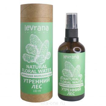 Флоральная вода для лица и тела Утренний лес Levrana (Леврана) 100 мл