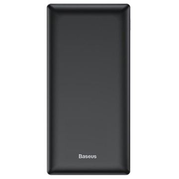 Внешний аккумулятор Baseus Mini JA Fast charge power bank 3A 20000mAh (PPJAN-B01, PPJAN-B02) Black