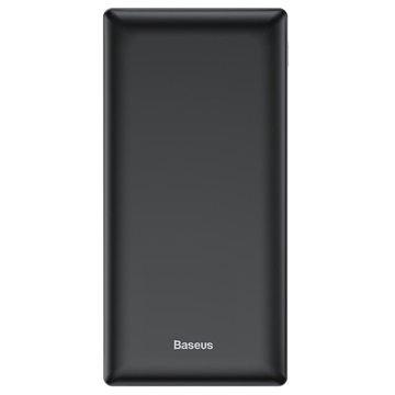 Внешний аккумулятор Baseus Mini JA Fast charge power bank 3A 20000mAh (PPJAN-B01, PPJAN-B02) Black