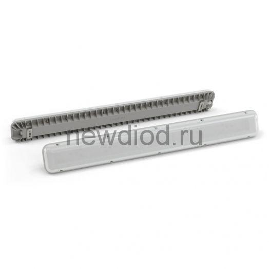 Светодиодный промышленный светильник LuxON LSPlate 50W, 5000К, 4650лм, 220VAC, IP65