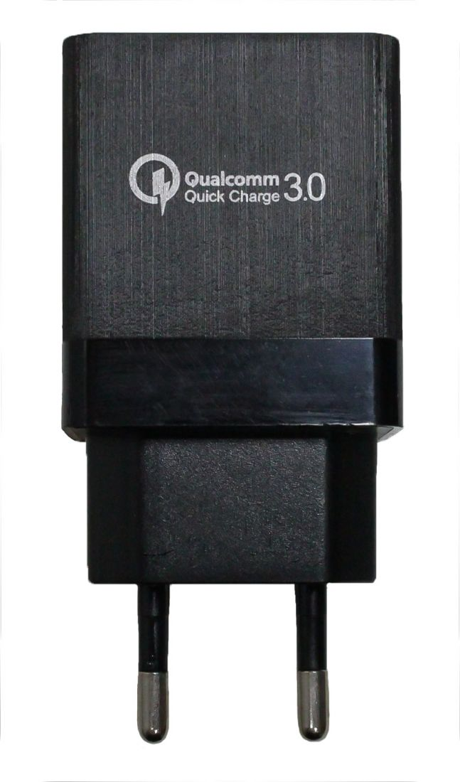 Зарядное устройство Qualcomm Quick Charge 3.0 USB CX-18 (5V-2.4A/9V-1.8A/12V-1.5A)