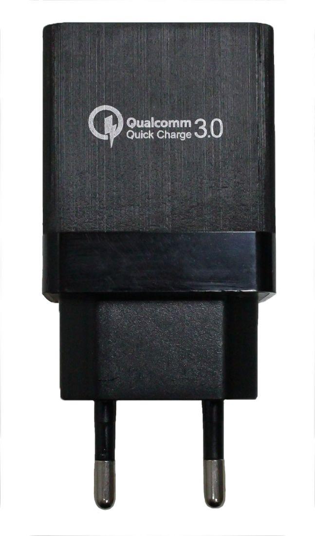 Зарядное устройство Qualcomm Quick Charge 3.0 USB AR-108 (5V-3.5A/9V-2A/12V-1.5A) 18W