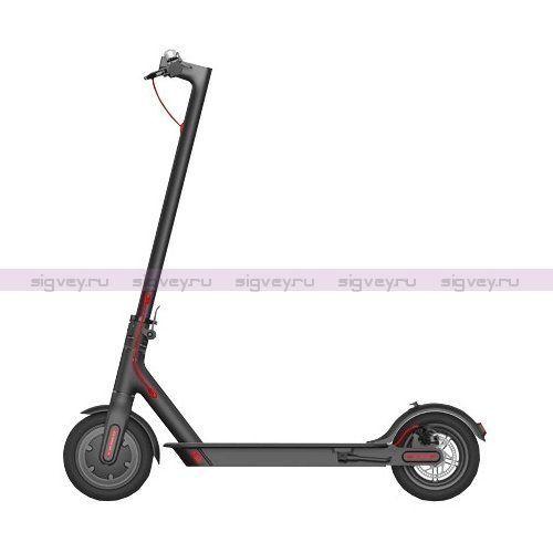 Электросамокат Xiaomi Mijia Electric Scooter (M 365) Черный