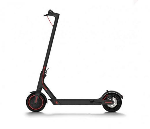 Электросамокат Xiaomi Mijia M365 Electric Scooter Pro Черный 12800 мА/ч