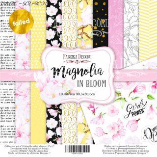 """Набор бумаги 30*5*30*5 см от FD """"Magnolia in bloom"""""""