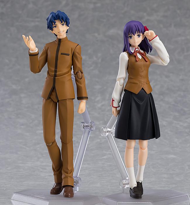 Figma Fate - Matou Shinji & Matou Sakura