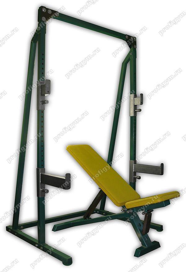 СК-2410-H Силовая рама и скамья универсальная серия Classic