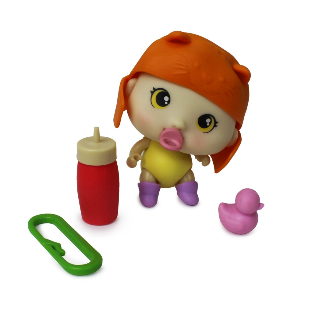 Крошки-Горошки Кукла в ассортименте