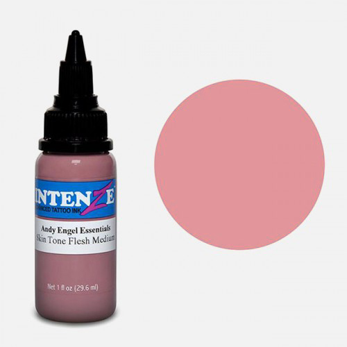 Intenze Andy Engel - Skin Tone Flesh Medium