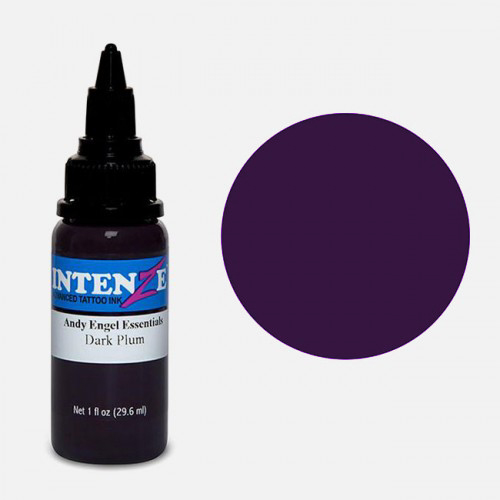 Intenze Andy Engel - Dark Plum