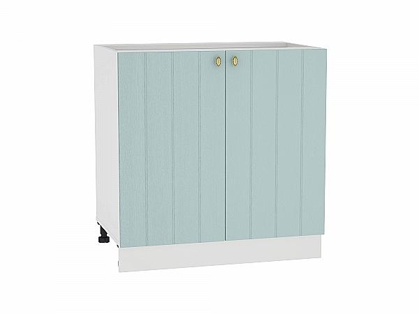 Шкаф нижний Прованс Н800 (голубой)