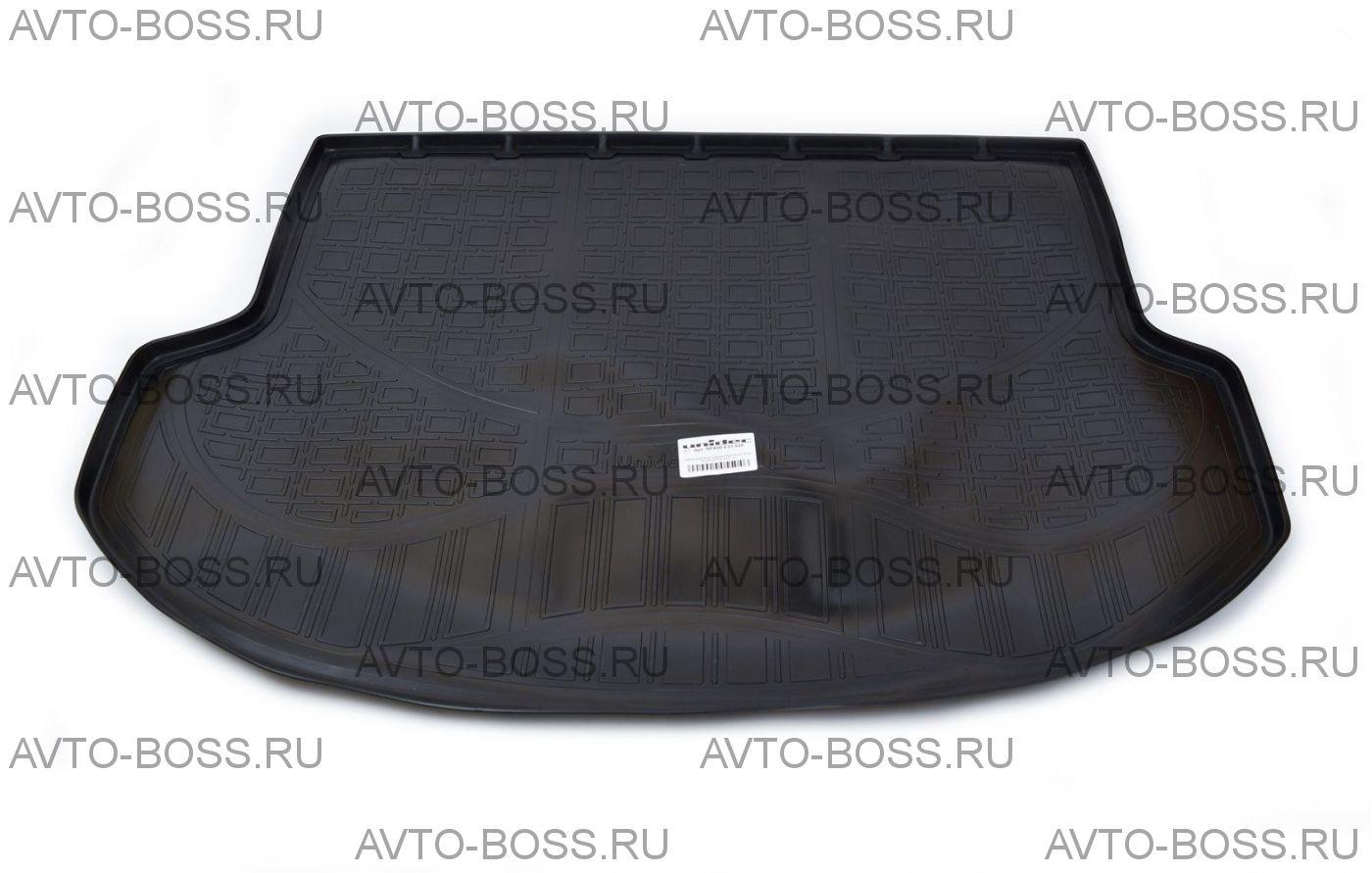 Коврик багажника для vaz lada vesta sd (2015-)