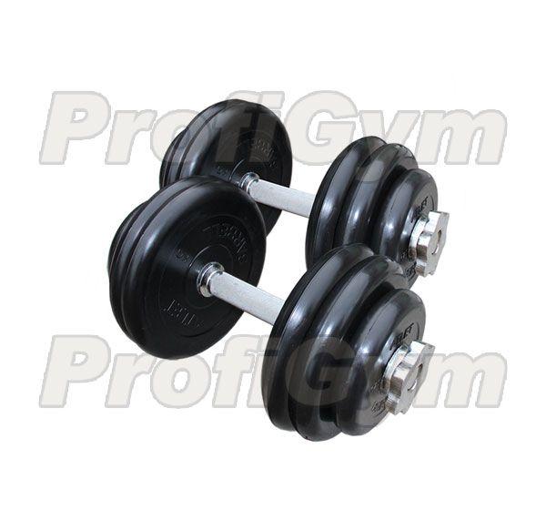 ГРРА-15 Гантель разборная обрезиненная Антат 15 кг
