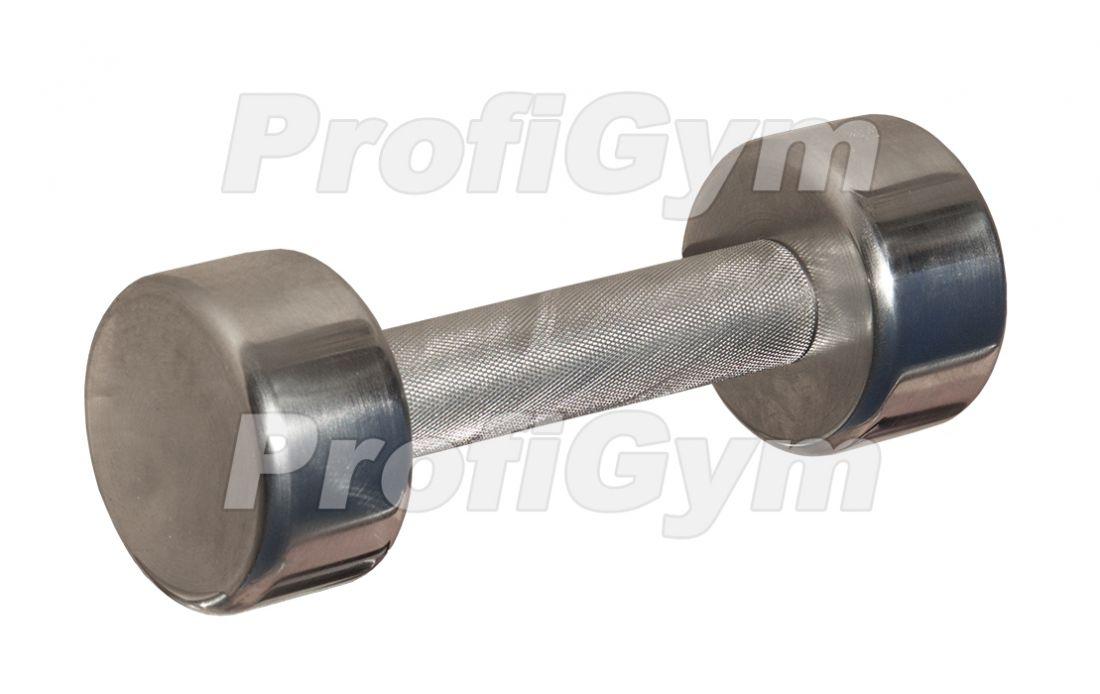 ГНХ-3,5 Гантель хромированная «PROFIGYM» 3,5 кг