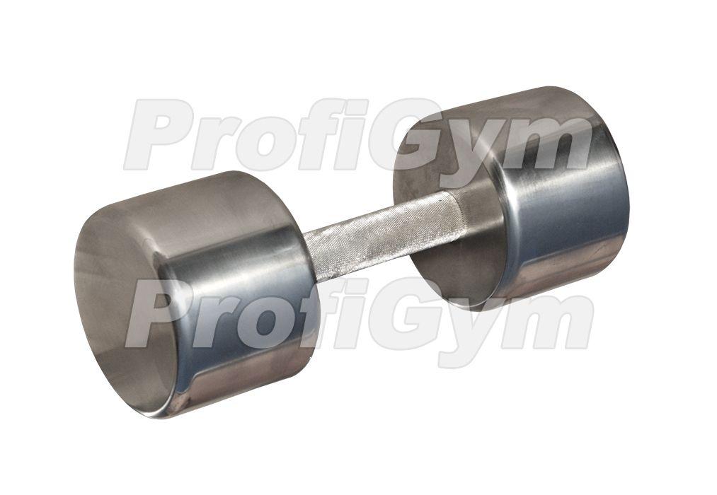 ГНХ-15,5 Гантель хромированная «PROFIGYM» 15,5 кг