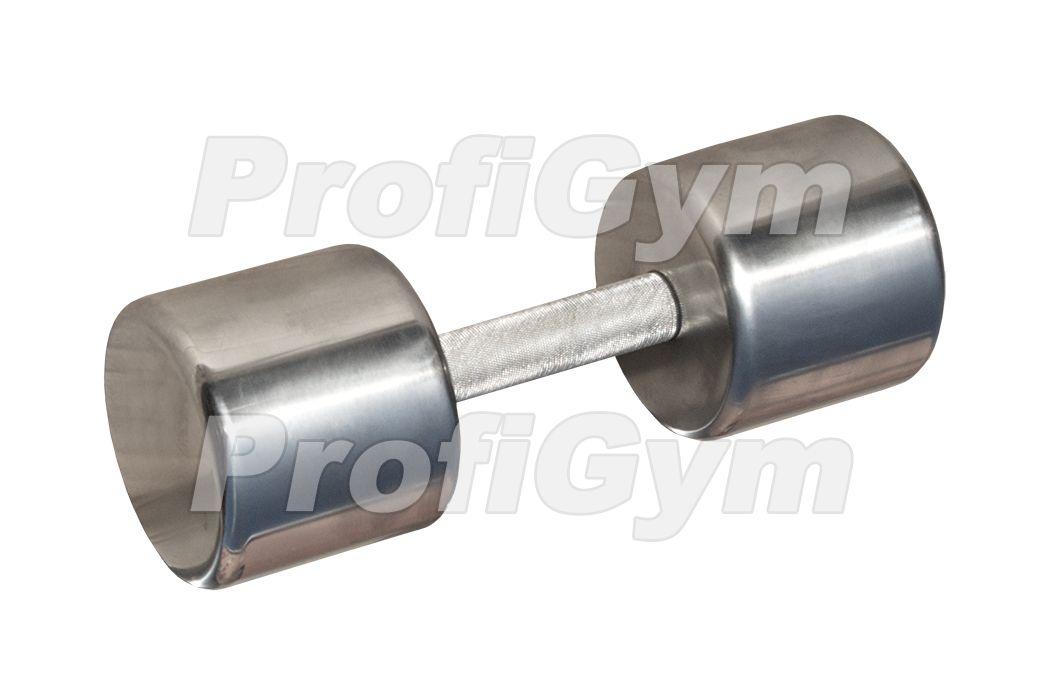 ГНХ-16,5 Гантель хромированная «PROFIGYM» 16,5 кг