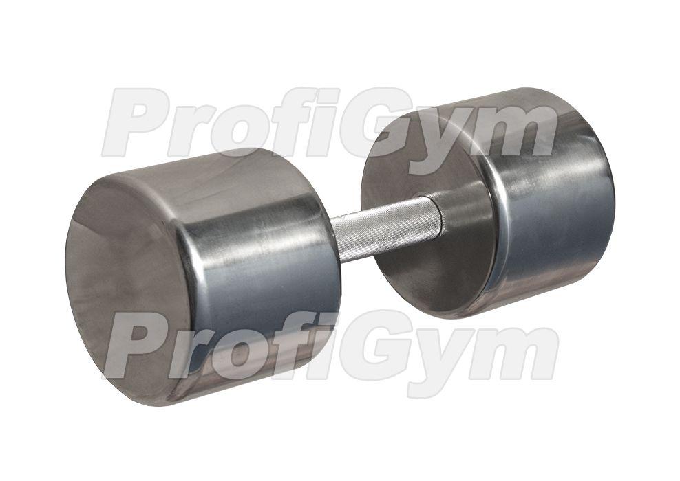 ГНХ-23,5 Гантель хромированная «PROFIGYM» 23,5 кг