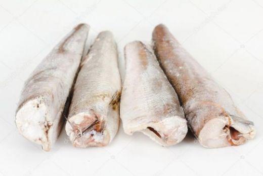 Yelkən хэк кусками замороженная 750 гр