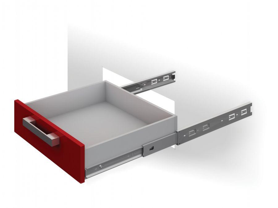 Шариковые направляющие стандартные 450 мм DB4501Zn/450