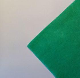 фетр СВЕТЛЫЙ АКВАМАРИН Китай размер 20*30 см толщина 1 мм мягкий