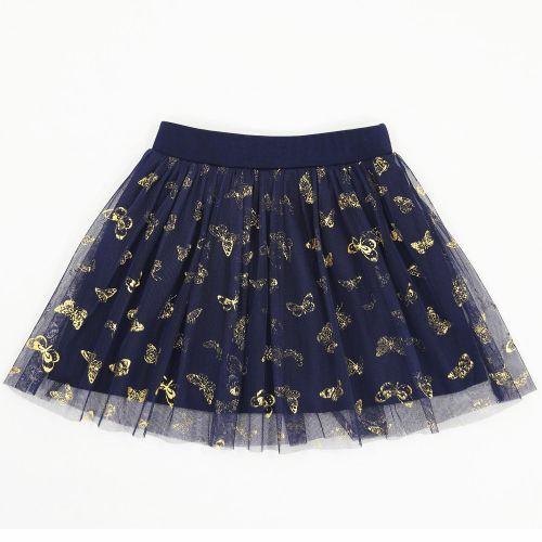 Фатиновая юбка для девочек 2-5 лет Bonito с бабочками