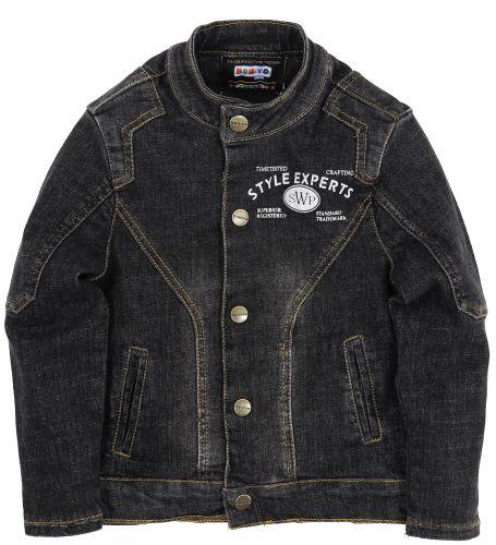 Джинсовая куртка для мальчиков 5-8 лет Bonito Jeans
