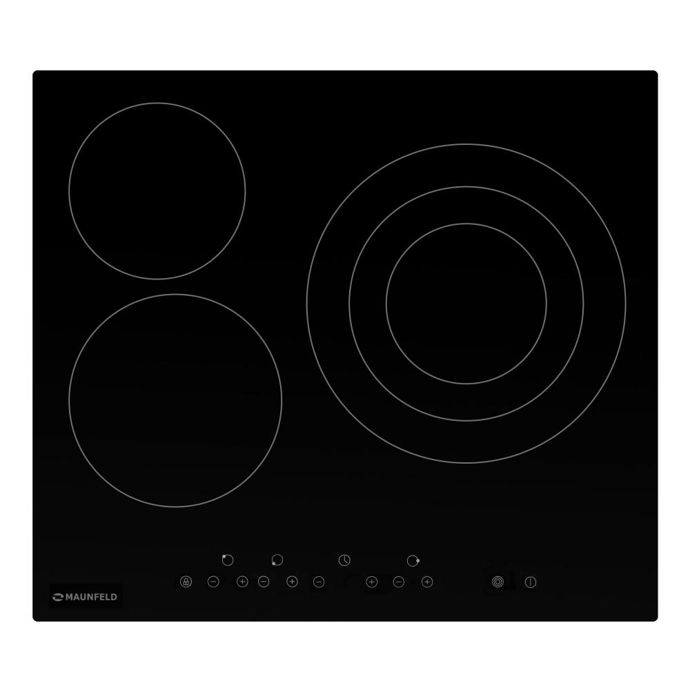 Варочная панель MAUNFELD EVCE.593.T-BK