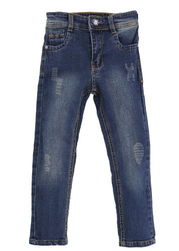Джинсы для мальчиков 5-9 лет Bonito Jeans
