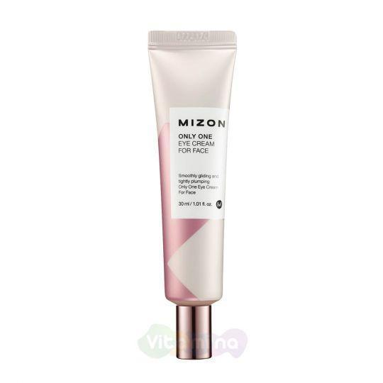 Mizon Многофункциональный крем для области вокруг глаз и губ Only One Eye Cream For Face, 30 мл